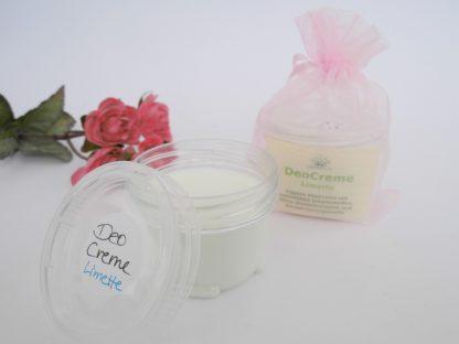 DeoCreme Limette 50g