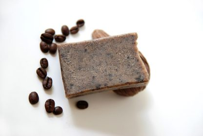 Kaffeeseife 80g