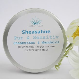 Sheasahne Pur&Sensitiv 150ml