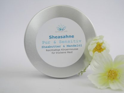 Sheasahne Pur&Sensitiv 200ml
